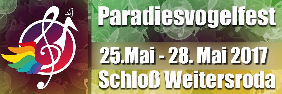 Weitersroda   Paradiesvogelfest